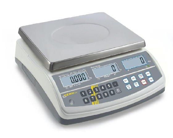 Zählwaage KERN 30kg / 0,5g