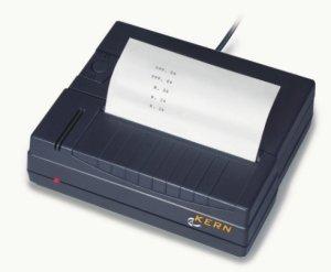 Zubehör für Kern Zählwaagen - Standard Drucker