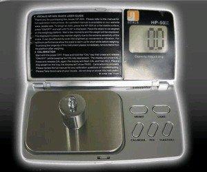 Karatwaage Jennings HP-50X