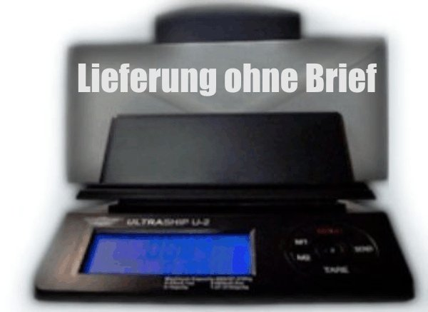 Briefwaage Ultraship U-2