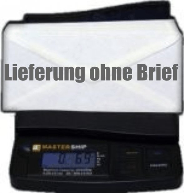 Elektronische Briefwaage Mastership-55