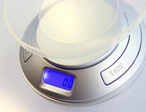 Mini Küchenfeinwaage bis 500g