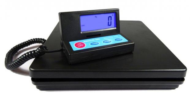 Kleine Plattformwaage bis 50 kg