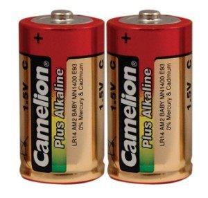 Camelion Typ C Batterien