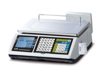 GDPdU Waage CAS CT-100