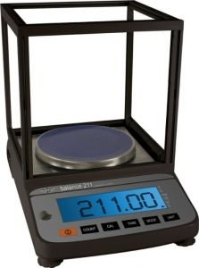 Einsteigermodell Laborwaage 0,001 Gramm