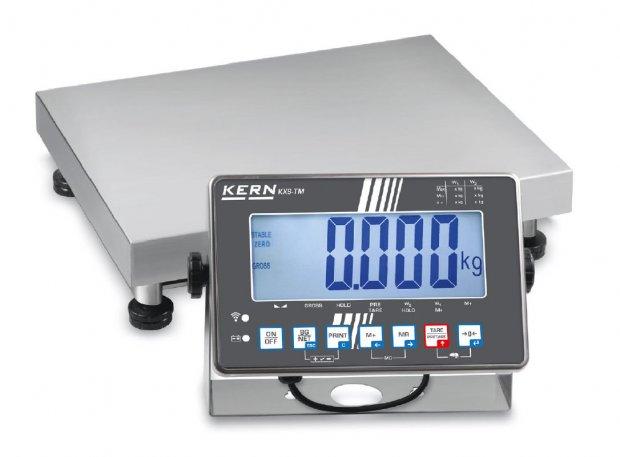 KERN SXS Waage mit IP68 Schutz