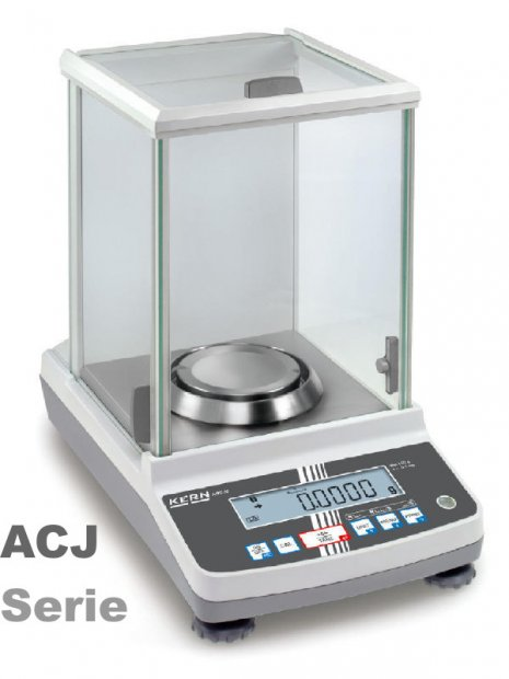 Analysenwaage ACJ Serie 220g / 0.1mg