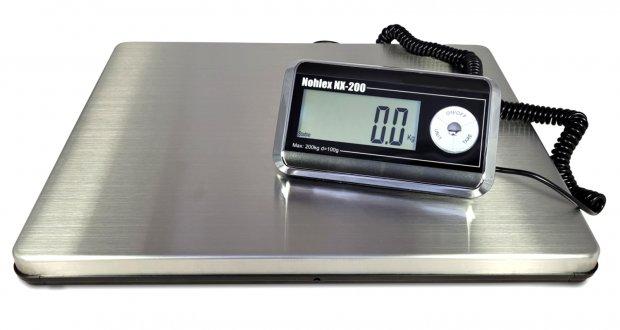 Nohlex Plattformwaage bis 200 Kilogramm