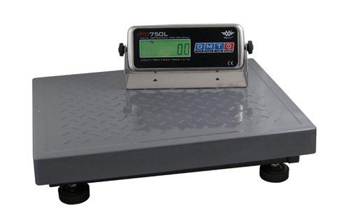 Stabile Bodenwaage bis 340kg / 100g