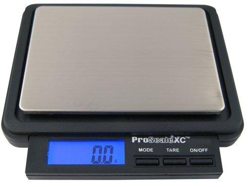 Proscale Feinwaage bis 500 Gramm mit 0,01g Genauigkeit
