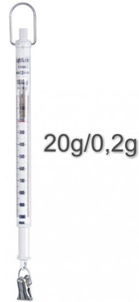 Mechanische Hängewaage SAUTER 20g