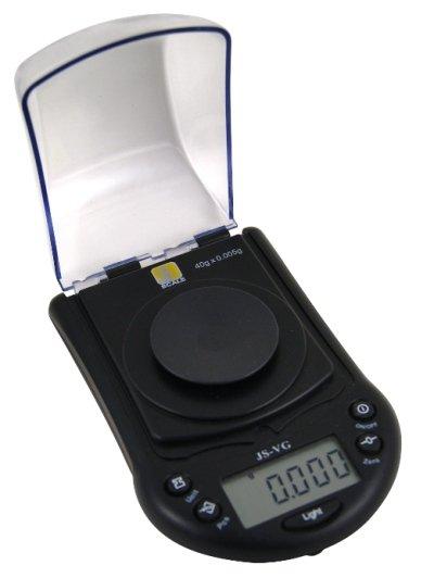 Edelsteinwaage Feinwaage Digitalwaage Jennings JS-VG40
