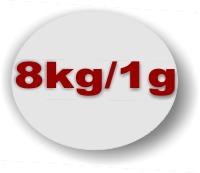 8kg Küchenwaage