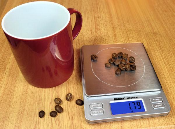 Barista Waage Kaffee Waage