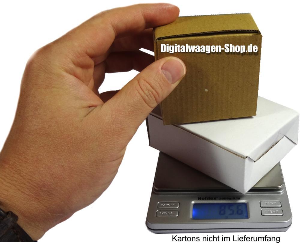 Briefwaage kleine Paketwaage für Postsendungen