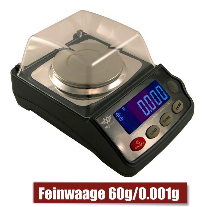 Feinwaage 0.001g