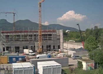 Kern & Sohn Baufortschritt Juli 2014