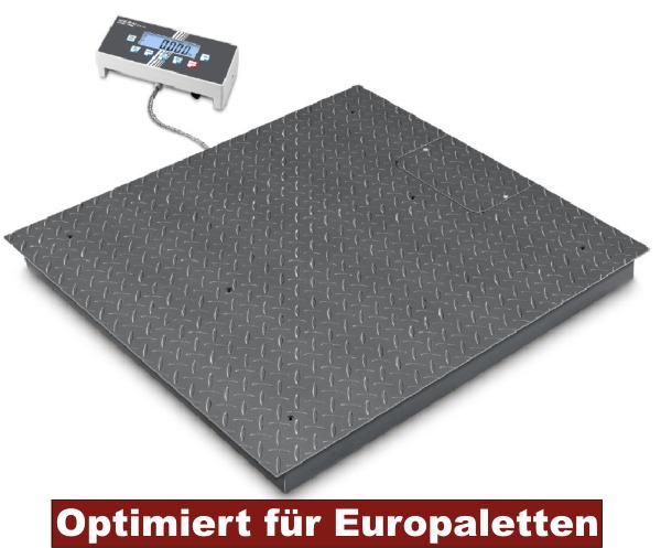 KERN BID Bodenwaage für Europaletten