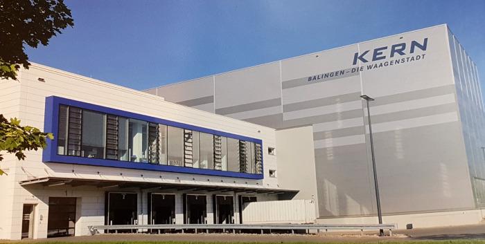 Firmengebäude Kern Balingen 2019