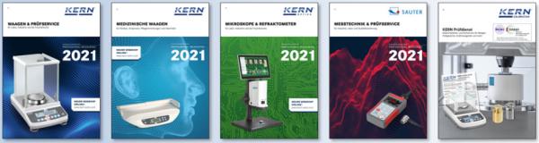 Neue Kern Kataloge 2021
