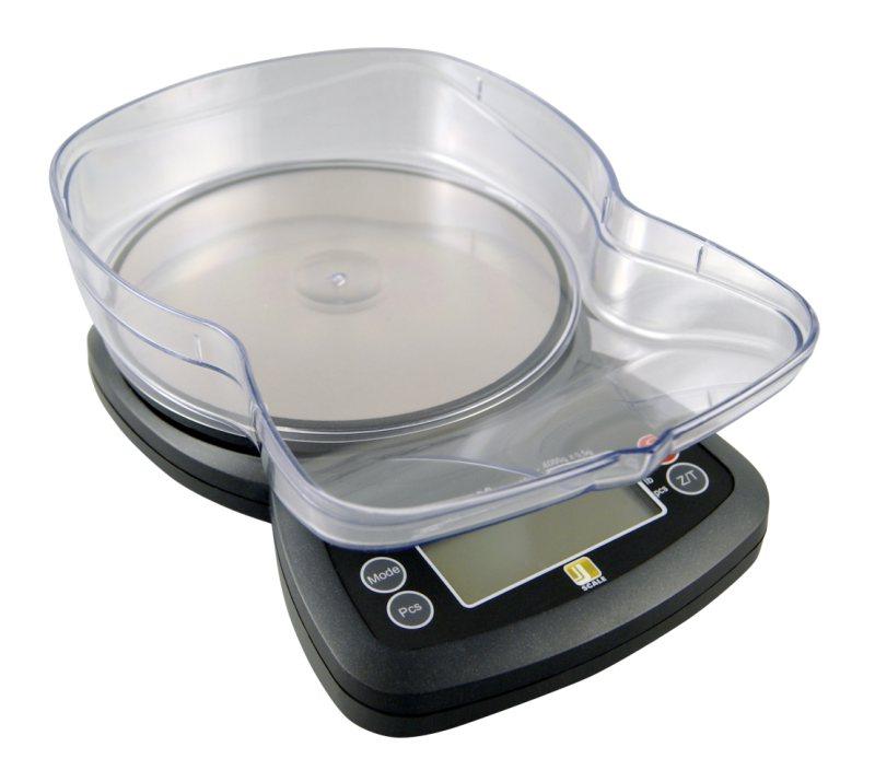 Küchenwaage bis 4kg