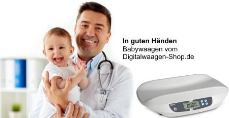 Medizinische Waage Babywaage Arztwaage