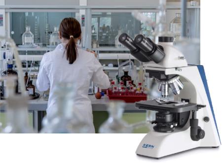 Mikroskope für Universitäten, Ärzte, Schulen und Labore