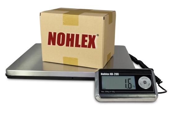 Paketwaage Nohlex NX200
