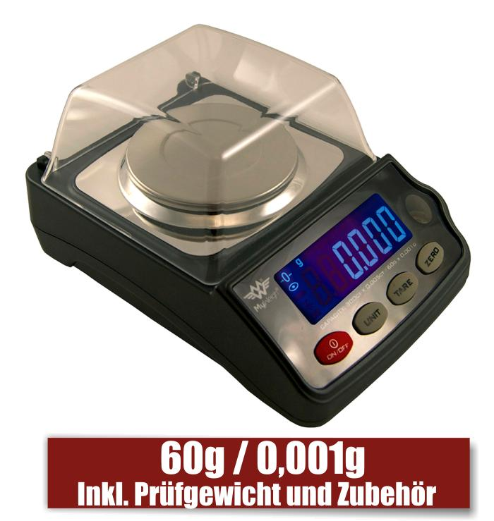 Praezisionswaage Gempro300 MyWeigh