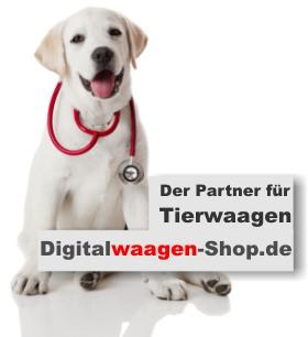 Elektronische Tierwaage für Hunde Katzen oder Kaninchen