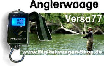 Top Anglerwaage von Proscale Versa77