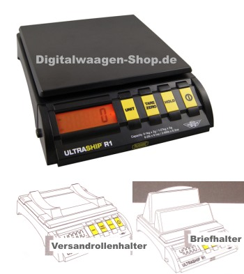 Ultraship R1 MyWeigh Paketwaage