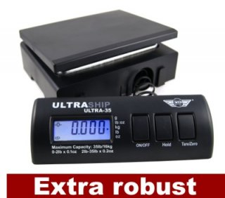Briefwaage - Paketwaage Ultraship-35