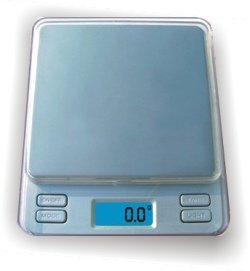 digitale Feinwaage Messbereich 200g / 0,01g