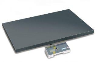 Plattformwaage Bodenwaage + XL Wägeplatte