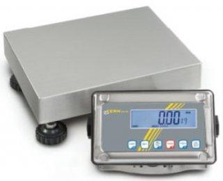 Plattformwaage mit Spritzwasserschutz IP65