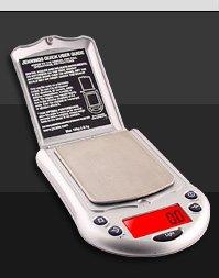 Digitale Taschenwaage JS-1000