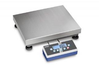 Foodwaage - Plattformwaage bis 60kg mit Eichzulassung