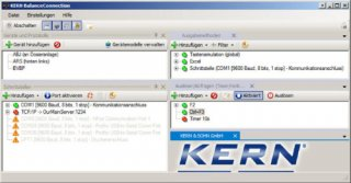 Beispiel 3 Tabelle Kern Waagen Software