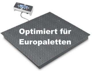 KERN Bodenwaage - Sondergrösse für Europaletten