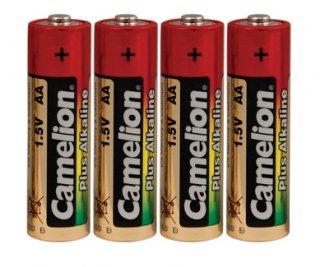 Camelion Batterien Typ AA - 4 Stück