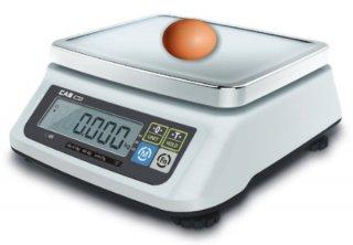 Profi Eierwaage für die Eierkontrollstelle - Eichfähig