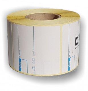 Standard Etiketten Format 22 tiefkühltauglich