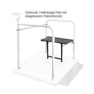 Haltebügel-Set mit klappbarem Patientensitz