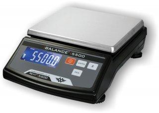 Tisch- Präzisionswaage 5500g Teilung 0,1g