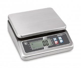 Kompakte Lebensmittelwaage 3kg/1g