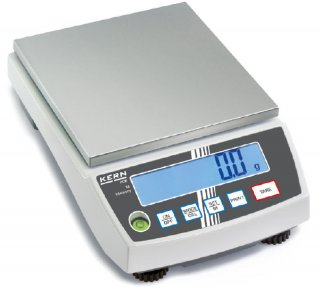 Kern Präzisionswaage PCB 6000-0 6kg /1g