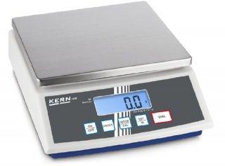 Kompaktwaage Kern bis 12kg - Teilung 1g