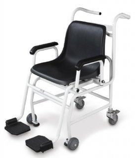 Medizinische ergonomische Sitzwaage mit optionaler Eichung